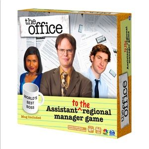 The Office, Assistant to the Regional Manager Game